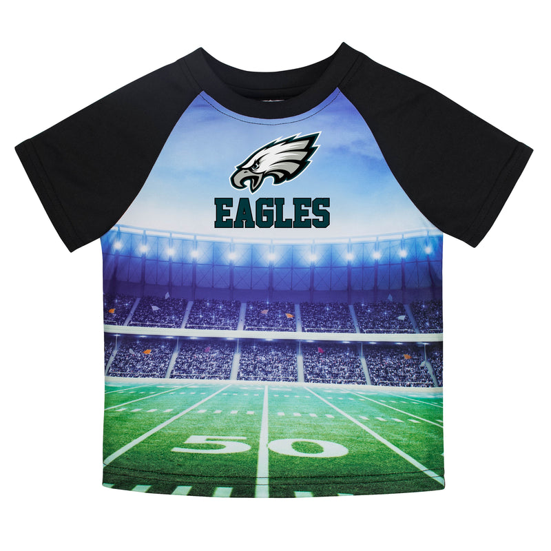 Eagles Short Sleeve Stadium Tee