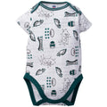 Eagles Baby 3 Pack Short Sleeve Onesies