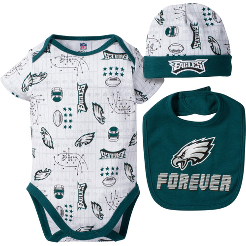 Eagles Fan Forever Outfit