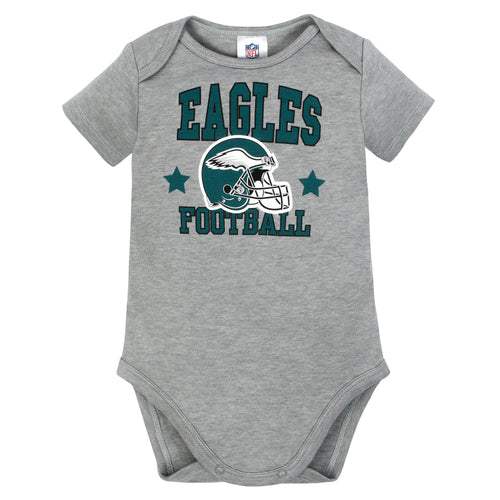 Eagles Football Short Sleeve Onesie