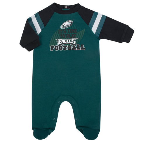 Eagles Baby Football Sleep N Play