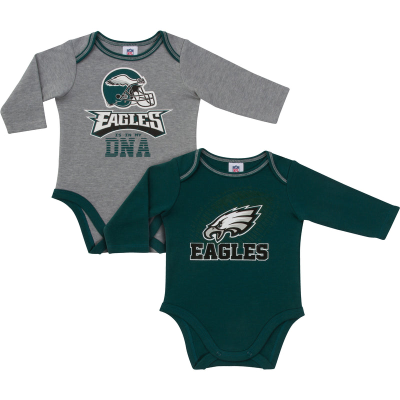 Philadelphia Eagles Infant Onesies