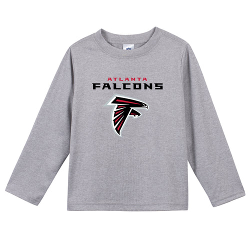 Atlanta Falcons Boys Long Sleeve Tee