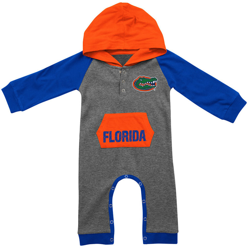 Florida Thermal Hooded Romper