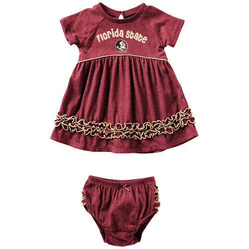 Florida State Infant Girls Dress