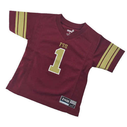 FSU #1 Infant/Toddler Jersey