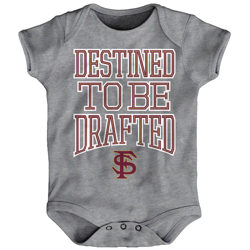 FSU Destined to Be Drafted Onesie