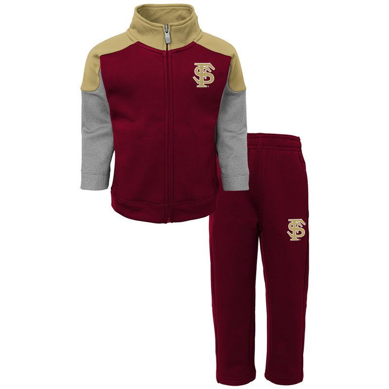 Florida State Infant Gridiron Jacket and Pants Set