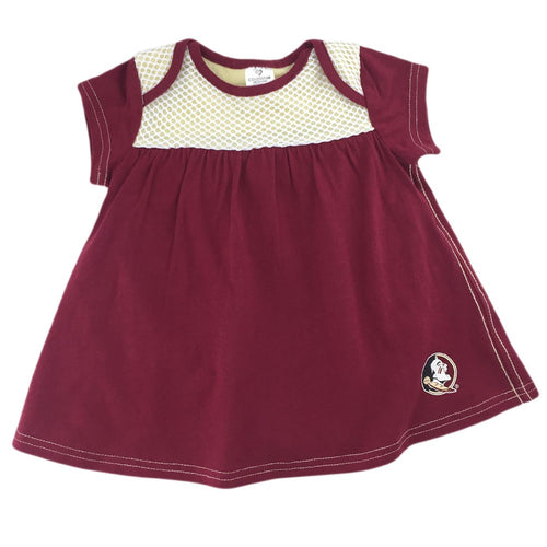 Florida State Girls Spirit Bodysuit Dress