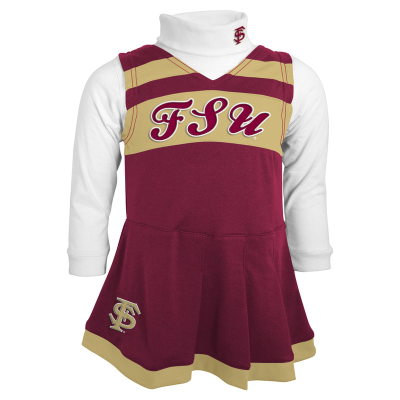 Florida State Kids Cheerleader Outfit