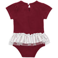 Florida State Girl Baseball Bodysuit