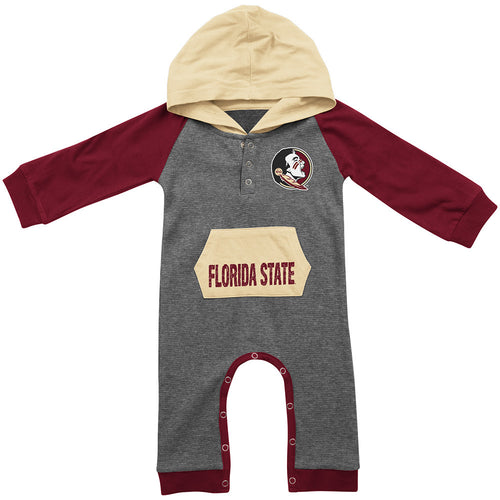 Florida State Thermal Hooded Romper