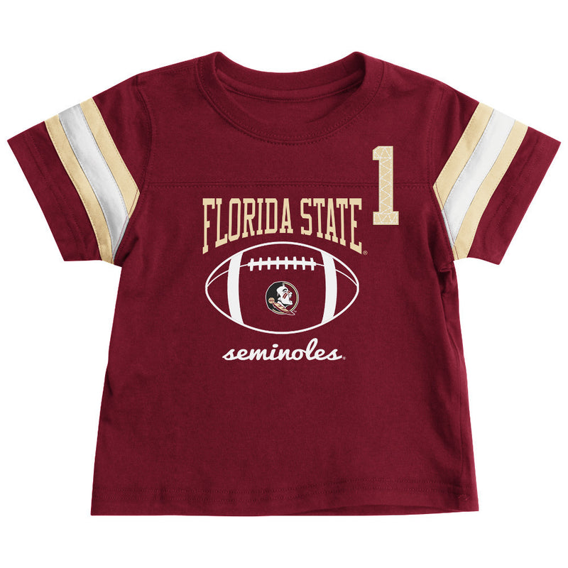 Florida State Seminoles Infant Football Tee