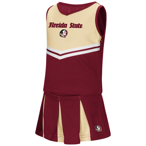 Florida State Pom Pom Toddler Cheerleader Outfit