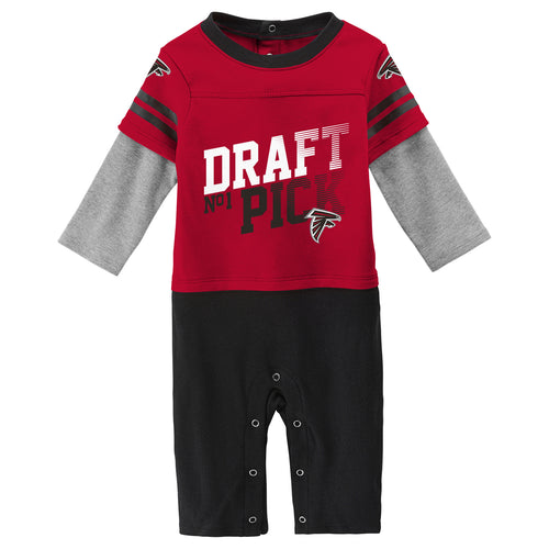 Falcons Boy Long Sleeve Coverall