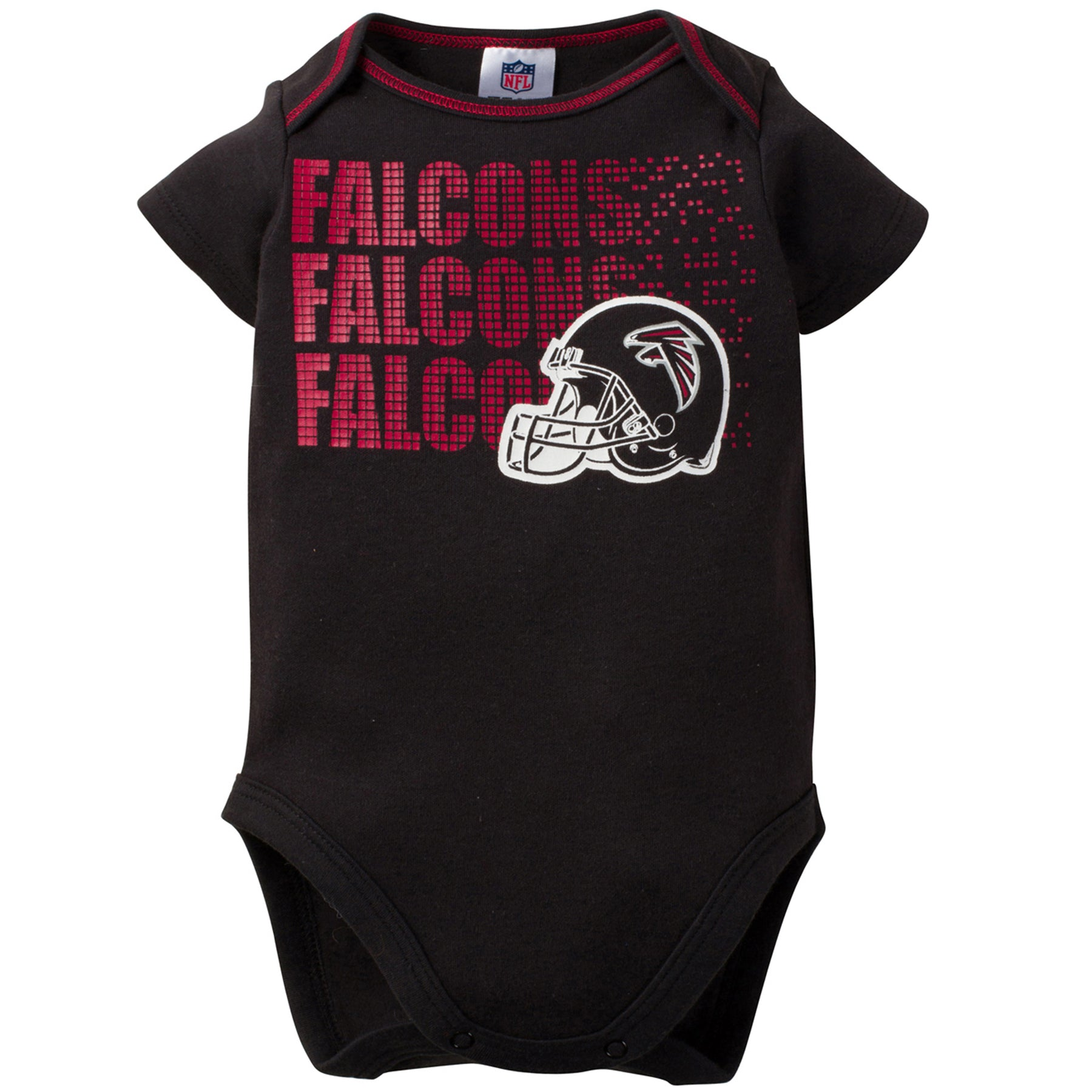 Falcons Baby 3 Pack Short Sleeve esies – babyfans