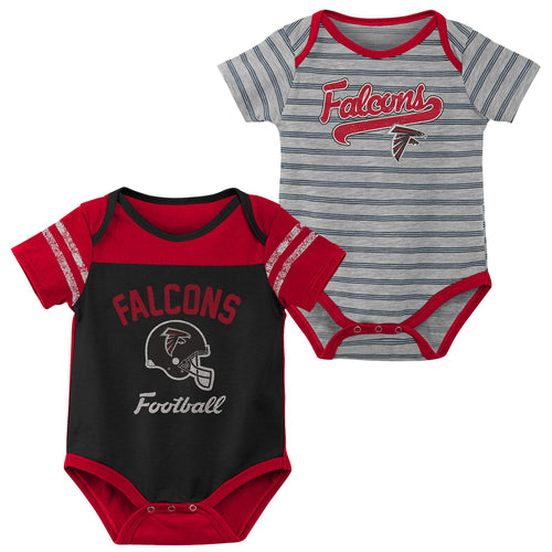 Falcons 2 Pack Bodysuit Set