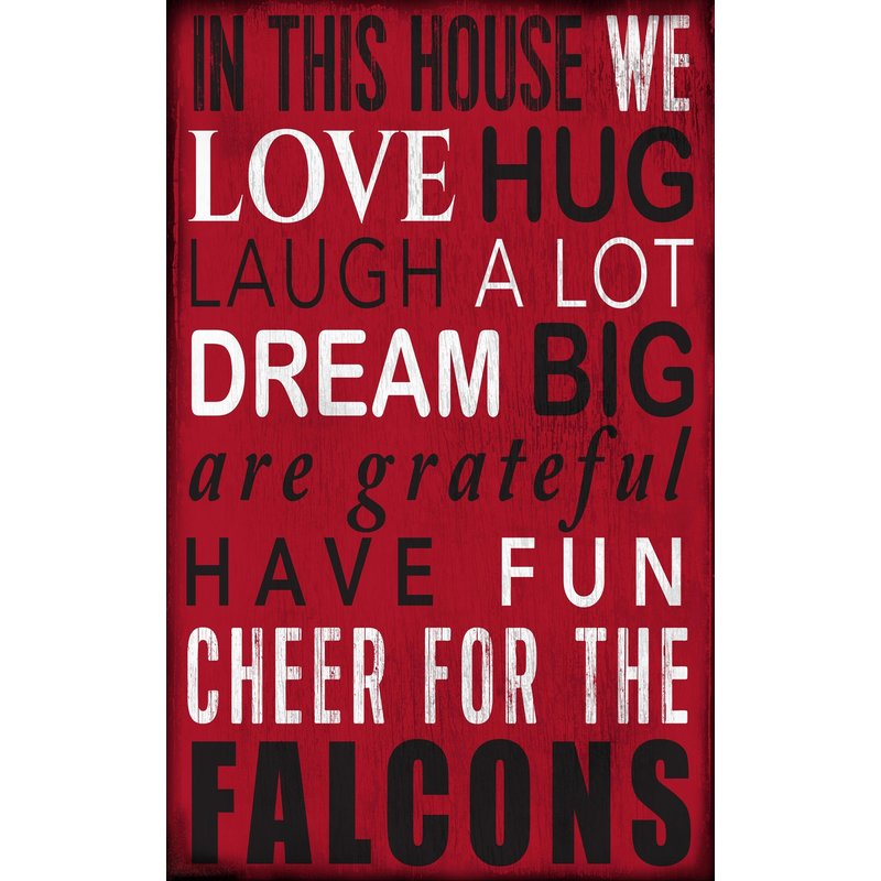 Falcons Baby Nursery Wall Art