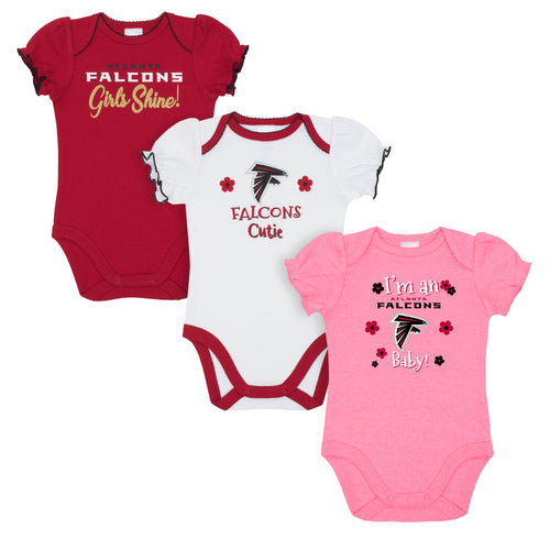 lowest price 66905 ee65e NFL Infant Clothing – Atlanta Falcons Baby Apparel – babyfans