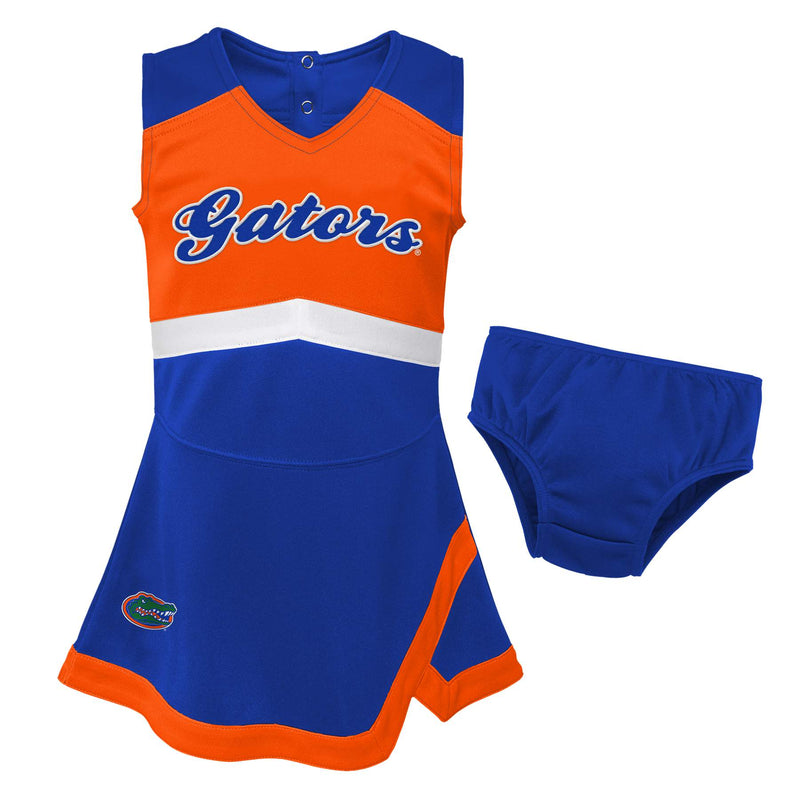 Florida Girls Cheerleader Outfit