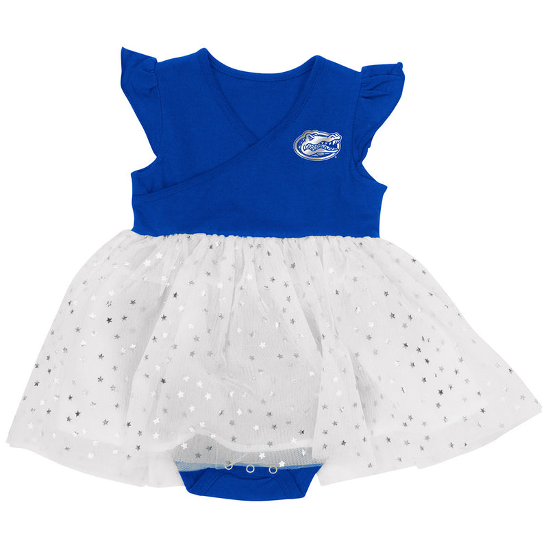 Florida Baby Girl Tutu Bodysuit Dress