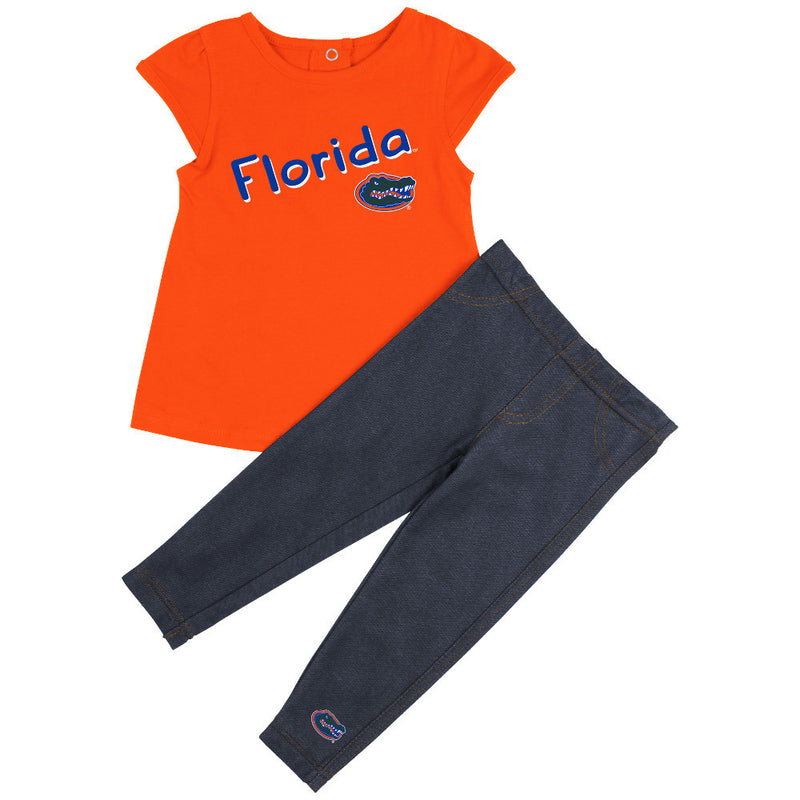 Florida Toddler Girl Outfit