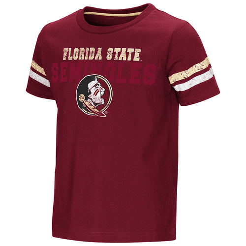 Florida State Short Sleeve Football Tee