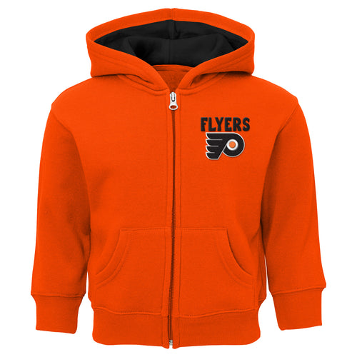 Flyers Zip Up Hooded Sweatshirt