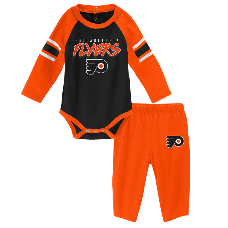 Flyers Long Sleeve Bodysuit and Pants Outfit