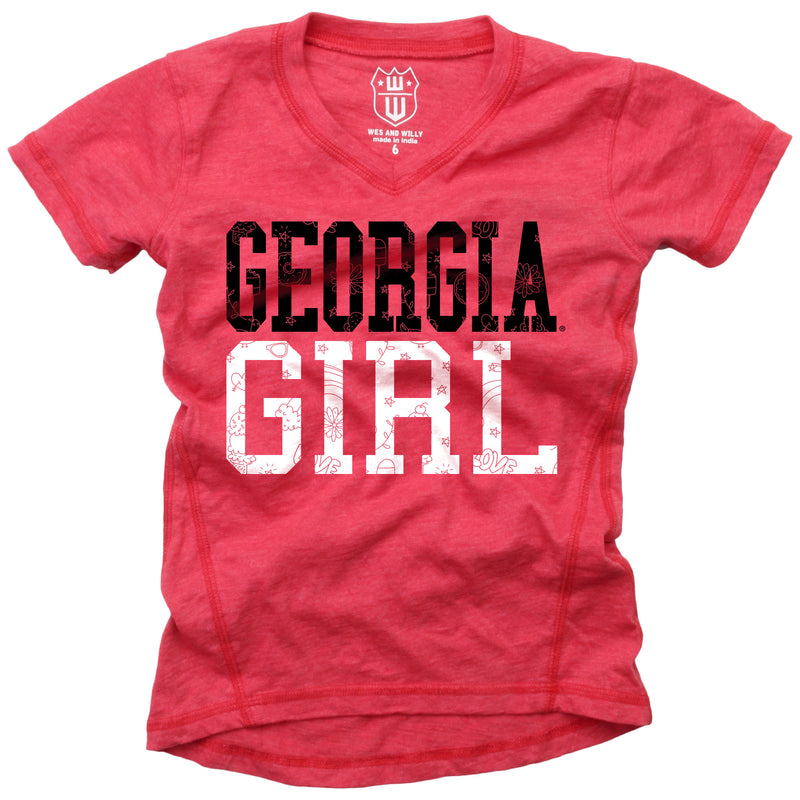 Georgia Girl Blended V-Neck Tunic