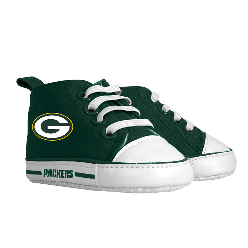 Green Bay Packers Infant Shoes (Prewalk 0-6M)