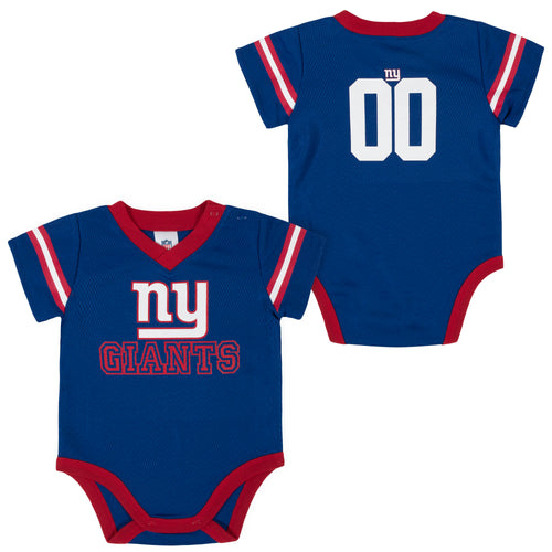 Giants Baby Boys Jersey Bodysuit