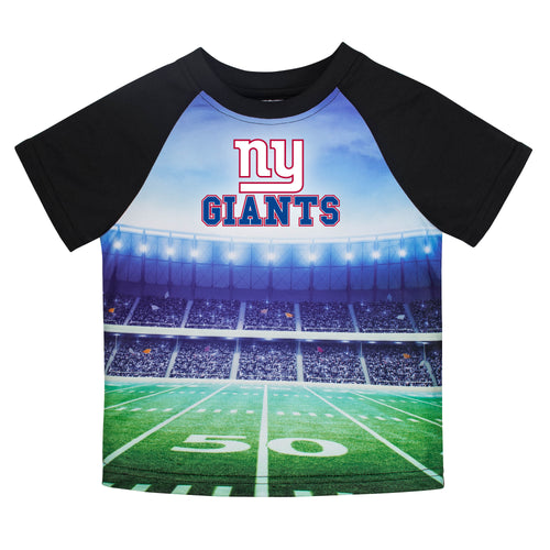 Giants Short Sleeve Stadium Tee