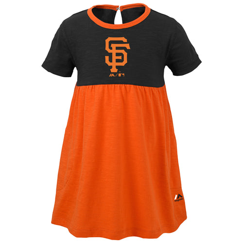 Giants Baby Doll Dress