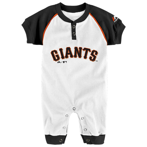 SF Giants Baby Team Coverall