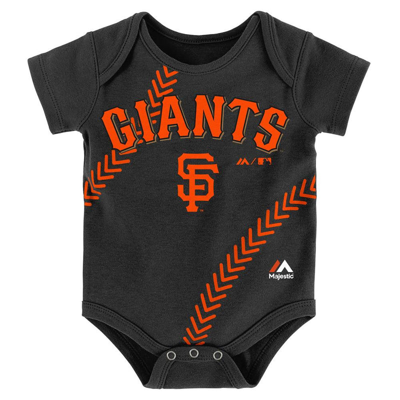 SF Giants Baby Home Run Creeper