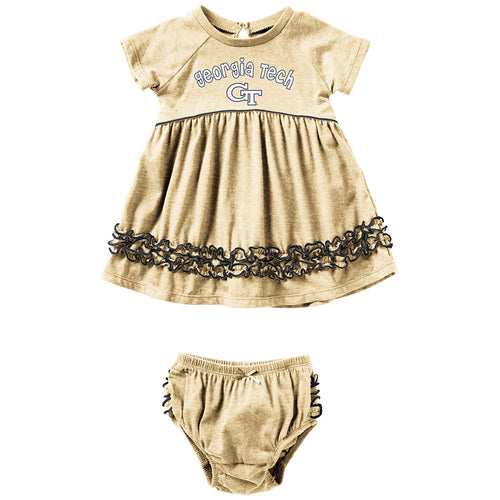 Georgia Tech Infant Girls Dress