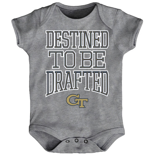 Georgia Tech Destined to Be Drafted Onesie
