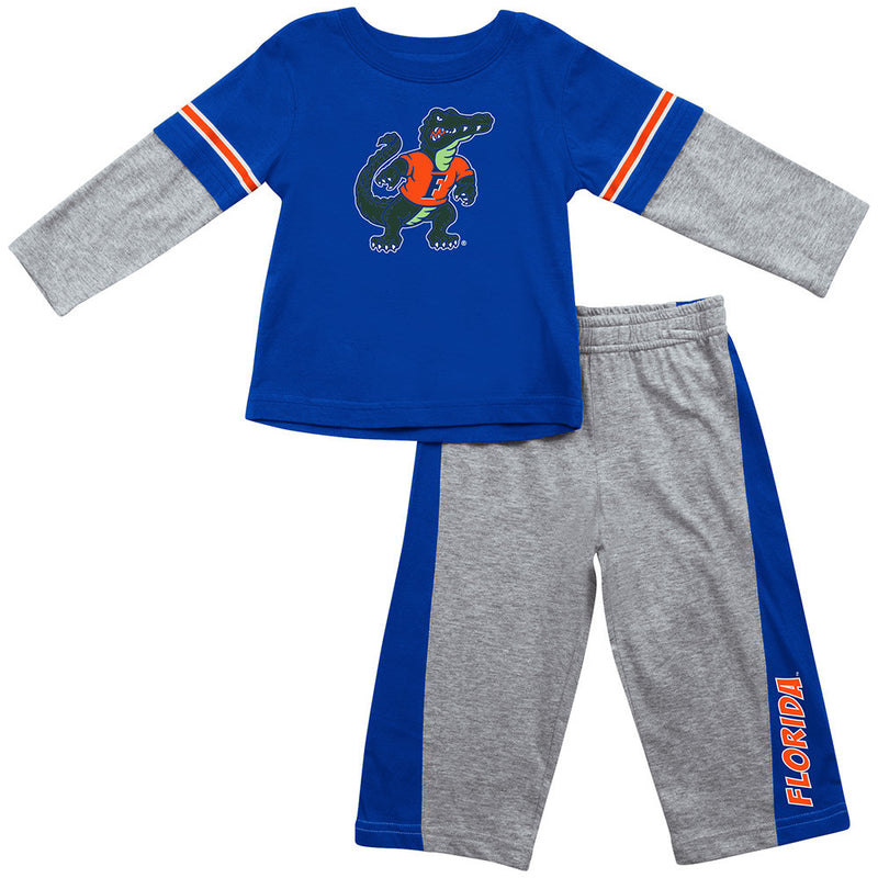 Florida Infant Long Sleeve Tee and Pants