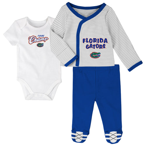 Gators Future Champ 3 Piece Set