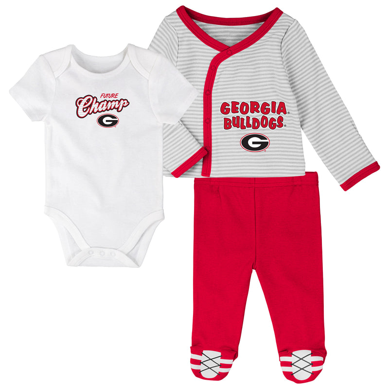 Bulldogs Future Champ 3 Piece Set