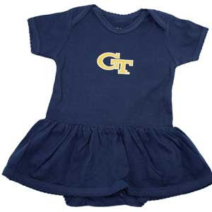 Georgia Tech Skirted Dress