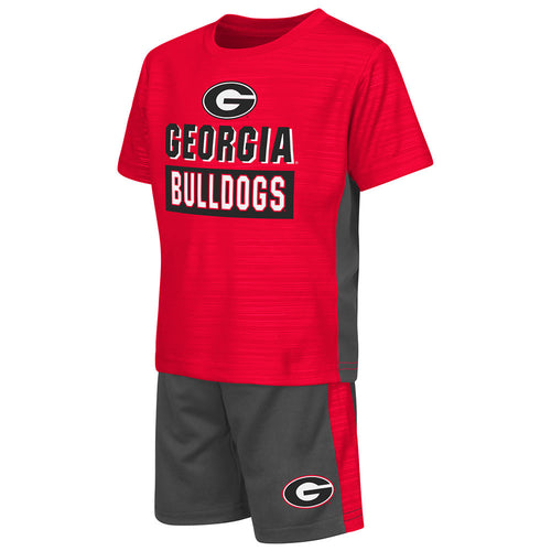 Georgia Active Shirt and Shorts Set