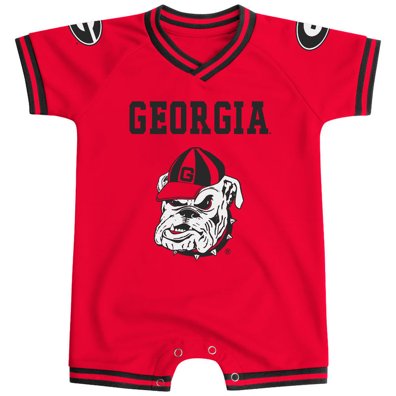 Georgia Super Fan Onesie