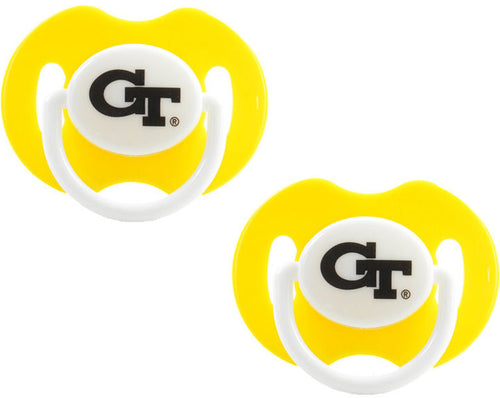 Georgia Tech Baby Pacifiers