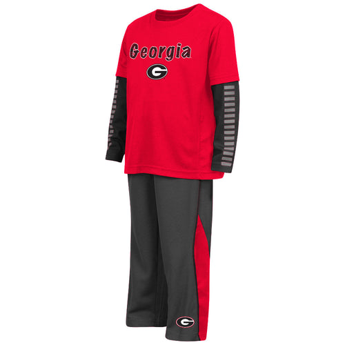 Bulldogs Performance Wear Set