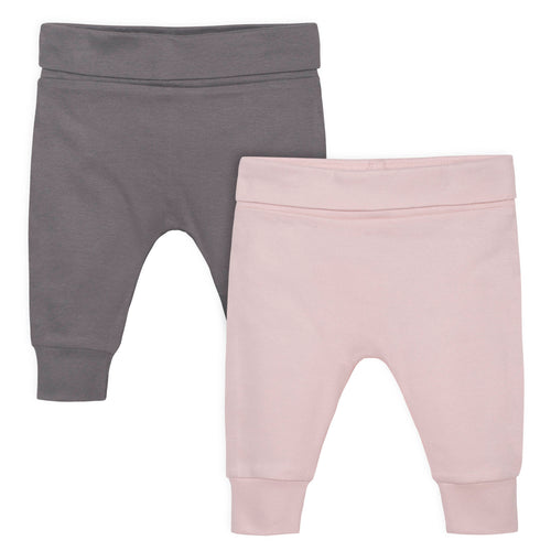 Gerber® 2-Pack Baby Girls Pants