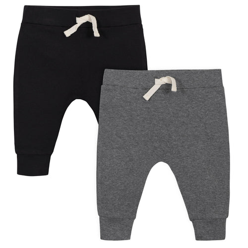 Gerber® 2-Pack Baby Boys Pants