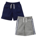 Favorite Team Terry Cotton Shorts - 2 Pack