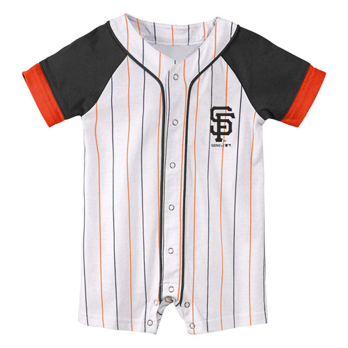 Giants Little Slugger Coverall
